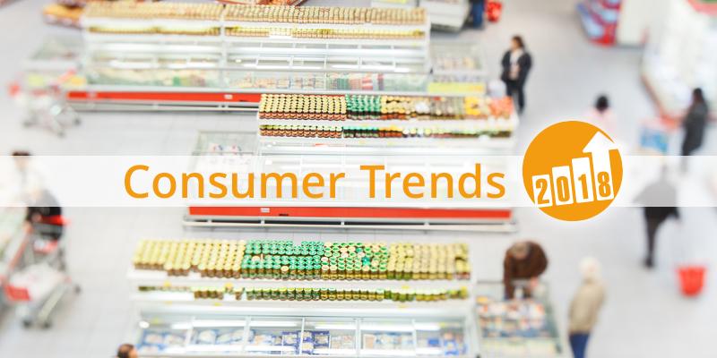 零售業趨勢:2018消費者行為的5個趨勢