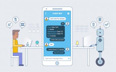 Mobile App-什麼是Chatbot?